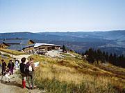 Wandergebiet Bayerischer Wald